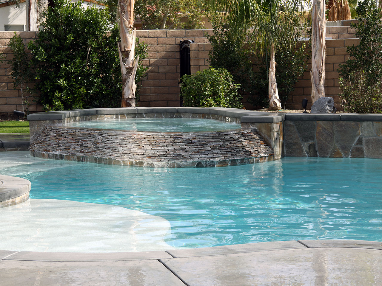 Custom Pool 34