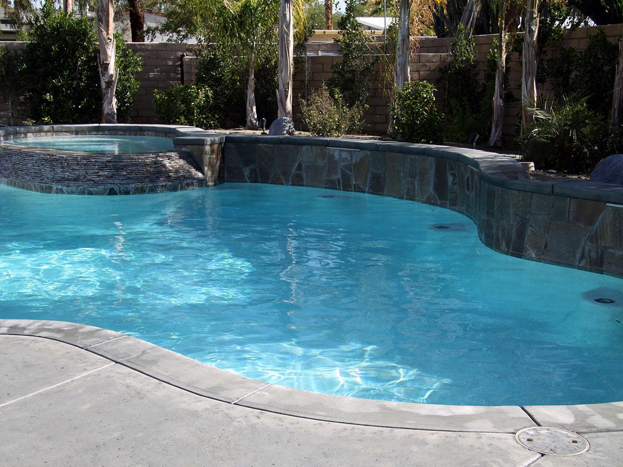 Custom Pool 33
