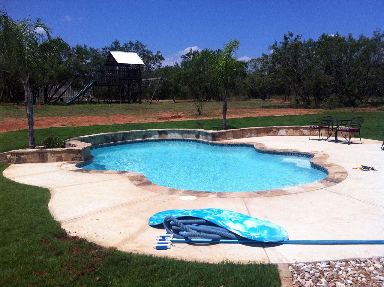 Custom Pool 43