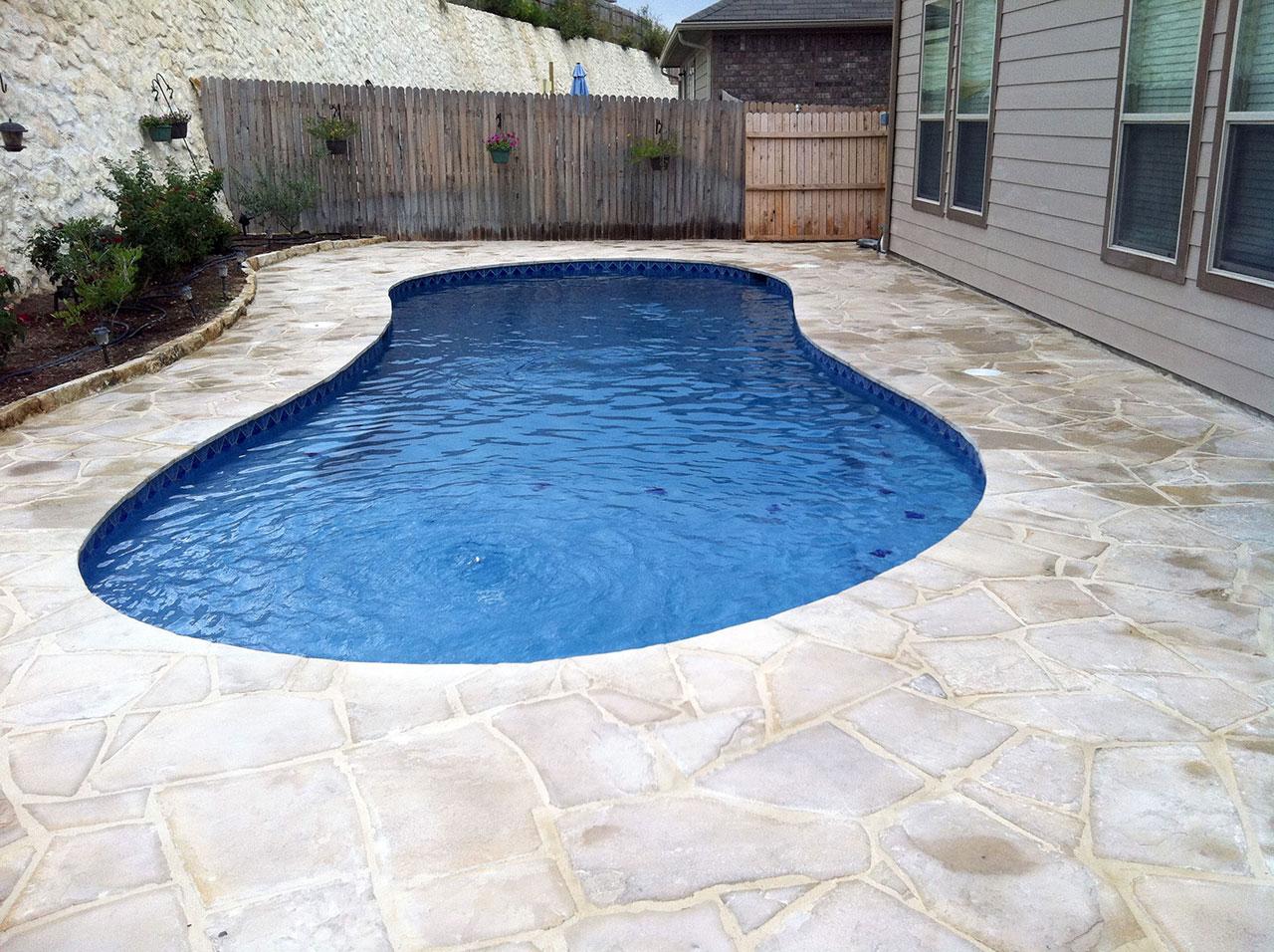 Custom Pool 40