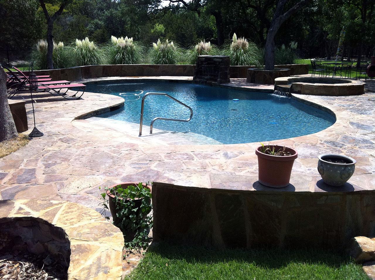 Custom Pool 17