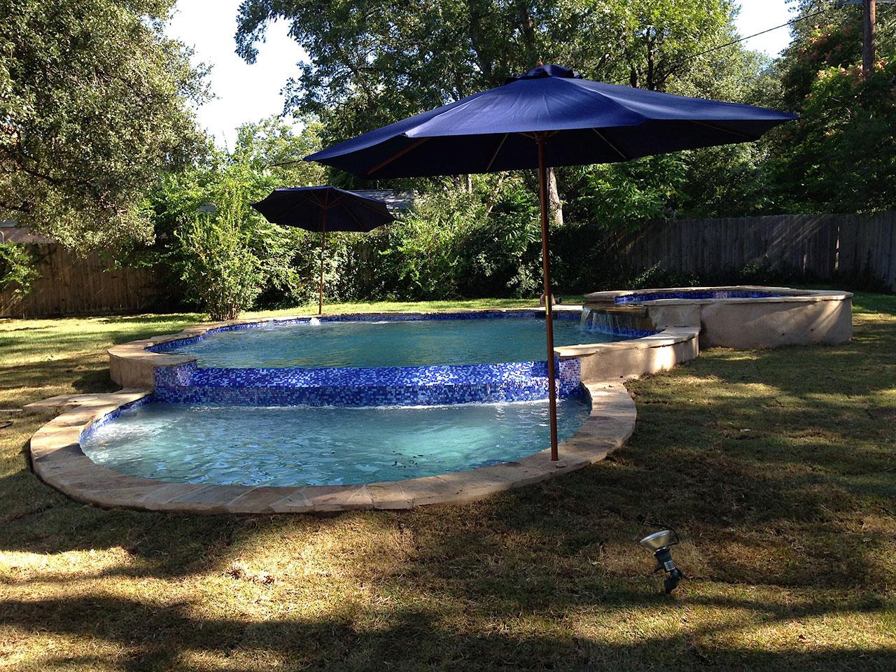 Custom Pool 52