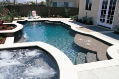 Custom Pool 38