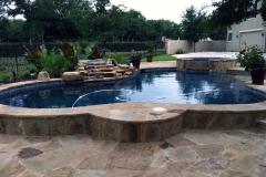 Custom Pool 41