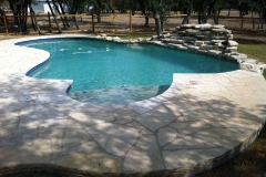 Custom Pool 14