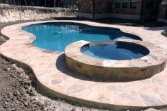 Custom Pool 53