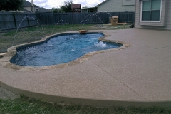 $36k Pool With water features