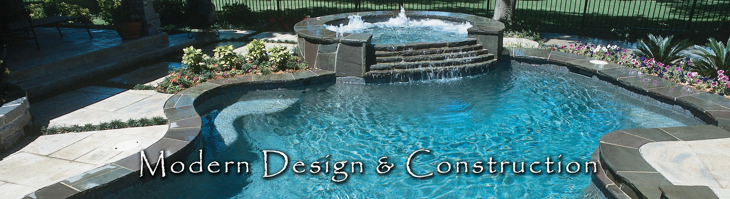 Swimming Pool Builder San Antonio