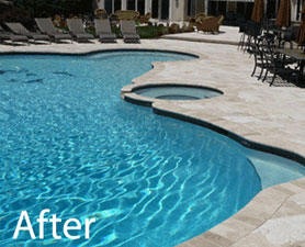 Pool Remodeling After